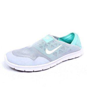 Nike Womens 7.5 Orive Lite Slip-On Sneaker Shoes